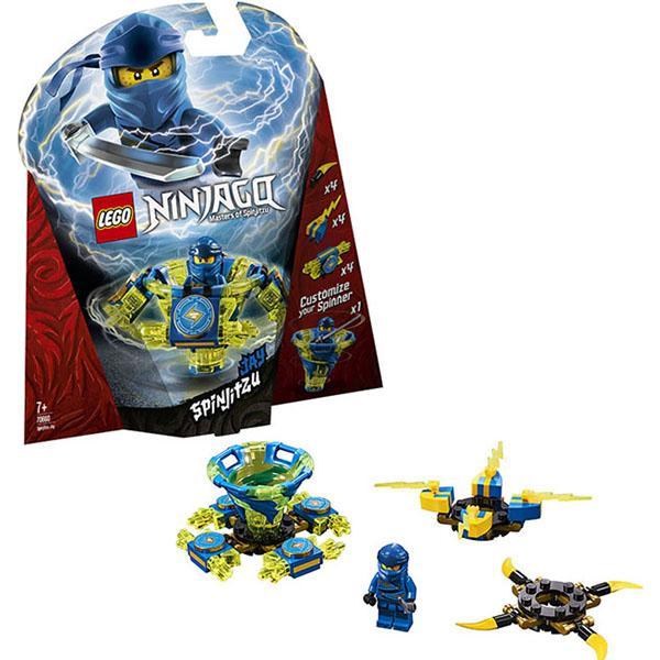 Конструктор LEGO Ninjago (арт. 70660) «Джей - мастер Кружитцу»
