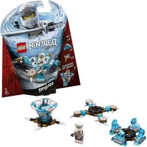 Конструктор LEGO Ninjago (арт. 70661) «Зейн - мастер Кружитцу»