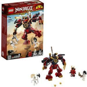 Конструктор LEGO Ninjago (арт. 70665) «Робот-самурай»