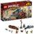 Конструктор LEGO Ninjago (арт. 70667) «Мотоцикл-клинок Кая и снегоход Зейна»