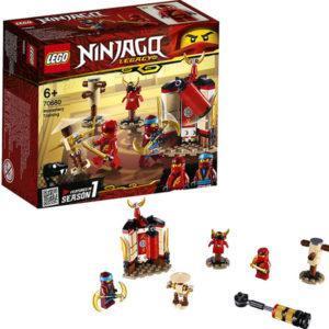 Конструктор LEGO Ninjago (арт. 70680) «Обучение в монастыре»