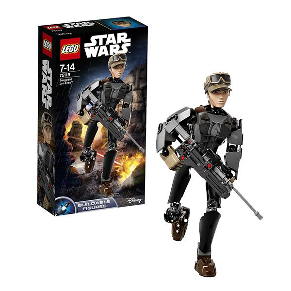 Конструктор LEGO Star Wars (арт. 75119) «Сержант Джин Эрсо»
