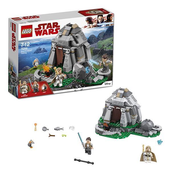 Конструктор LEGO Star Wars (арт. 75200) «Тренировки на островах Эч-То»