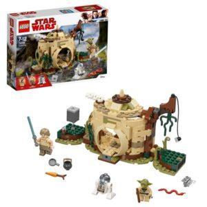 Конструктор LEGO Star Wars (арт. 75208) «Хижина Йоды»