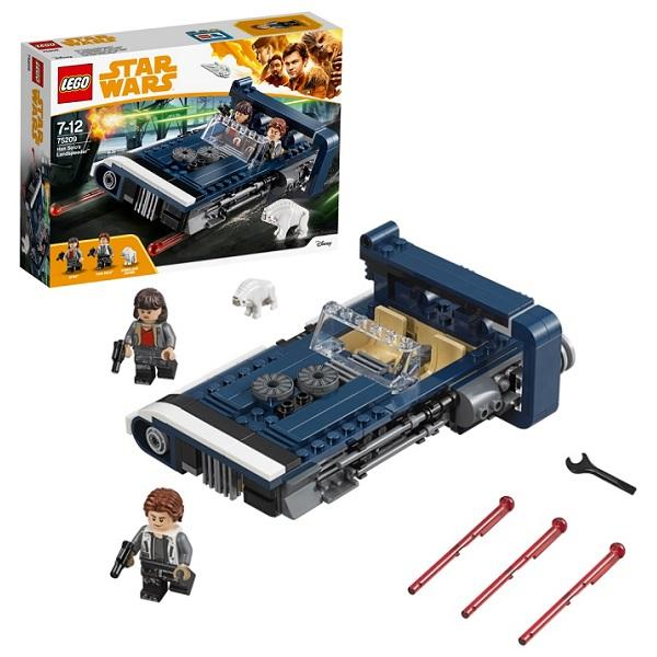 Конструктор LEGO Star Wars (арт. 75209) «Спидер Хана Cоло»