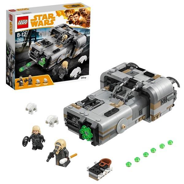 Конструктор LEGO Star Wars (арт. 75210) «Спидер Молоха»
