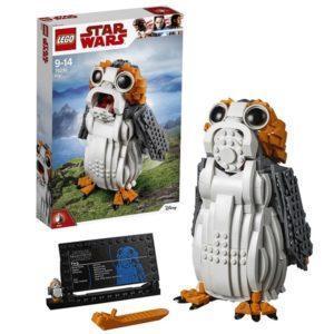 Конструктор LEGO Star Wars (арт. 75230) «Порг»