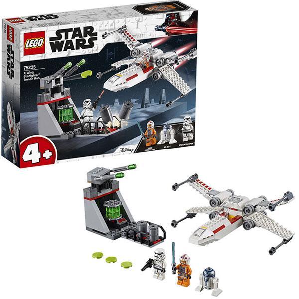 Конструктор LEGO Star Wars (арт. 75235) «Звёздный истребитель типа Х»