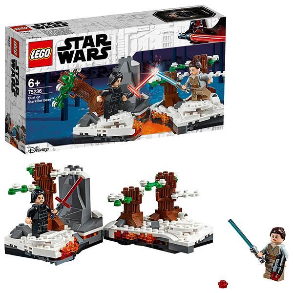 Конструктор LEGO Star Wars (арт. 75236) «Битва при базе Старкиллер»
