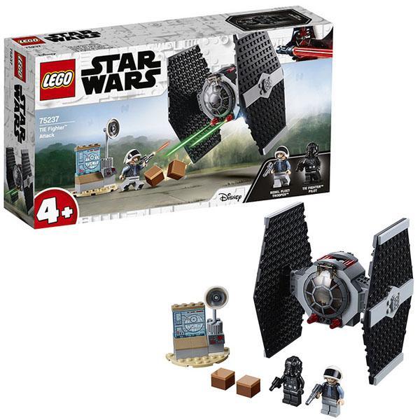 Конструктор LEGO Star Wars (арт. 75237) «Истребитель СИД»