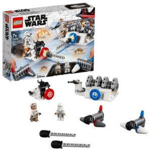 Конструктор LEGO Star Wars (арт. 75239) «Разрушение генераторов на Хоте»