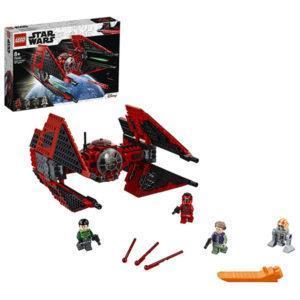 Конструктор LEGO Star Wars (арт. 75240) «Истребитель СИД Майора Вонрега»