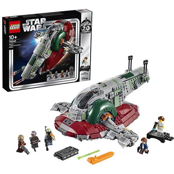 Конструктор LEGO Star Wars (арт. 75243) «Раб I»