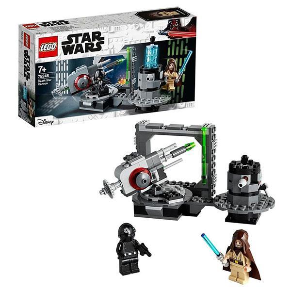 Конструктор LEGO Star Wars (арт. 75246) «Пушка Звезды смерти»