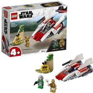 Конструктор LEGO Star Wars (арт. 75247) «Звёздный истребитель типа А»