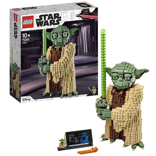 Конструктор LEGO Star Wars (арт. 75255) «Йода»