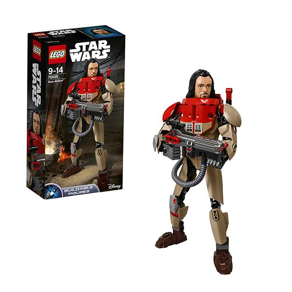 Конструктор LEGO Star Wars (арт. 75525) «Бэйз Мальбус»