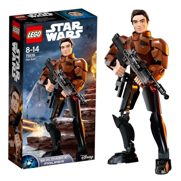 Конструктор LEGO Star Wars (арт. 75535) «Хан Соло»