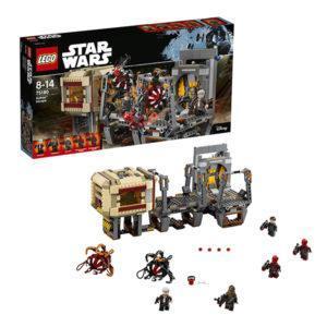 Конструктор LEGO Star Wars (арт. 75180) «Побег Рафтара»