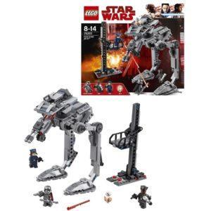 Конструктор LEGO Star Wars (арт. 75201) «Вездеход AT-ST Первого Ордена»