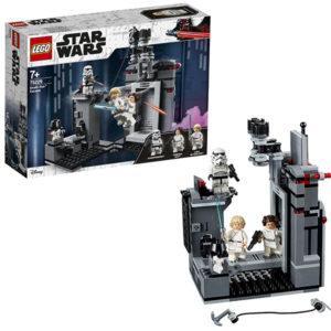 Конструктор LEGO Star Wars (арт. 75229) «Побег со Звезды смерти»