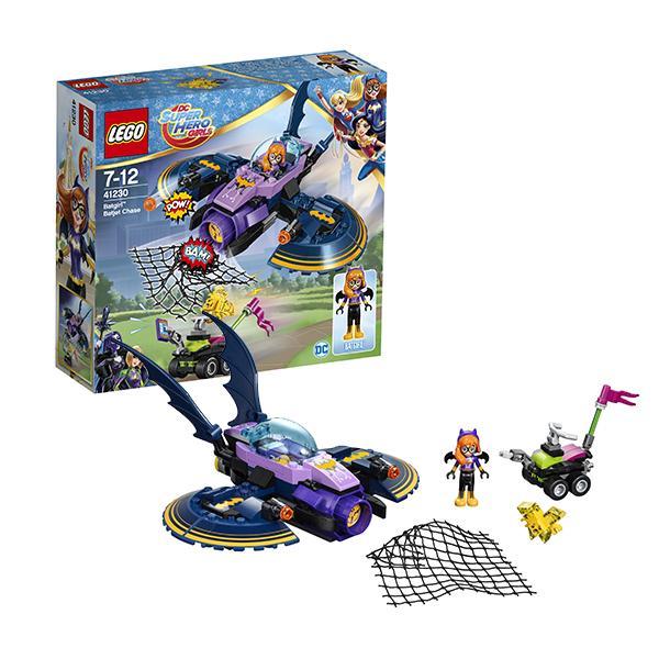 Конструктор LEGO Super Hero Girls (арт. 41230) «Бэтгёрл: Погоня на реактивном самолёте»