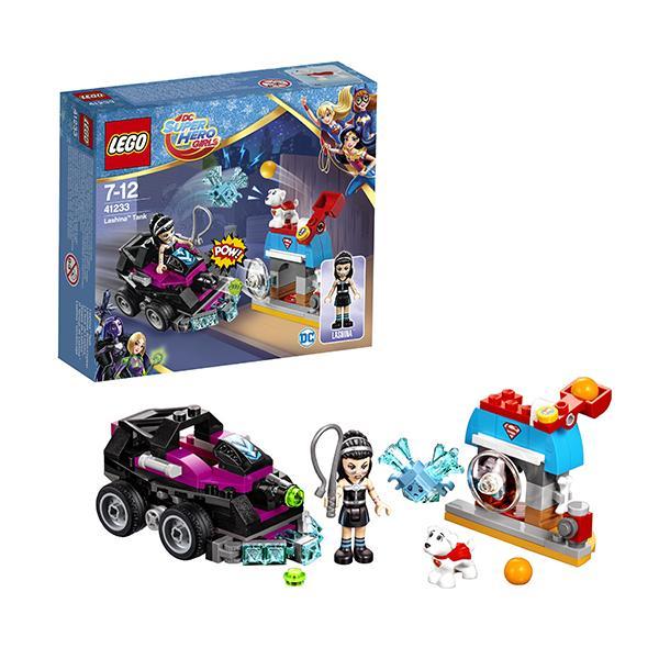 Конструктор LEGO Super Hero Girls (арт. 41233) «Танк Лашины»