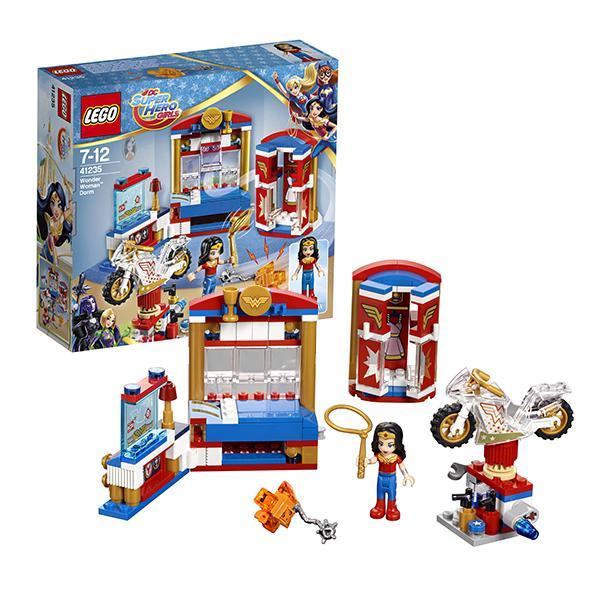 Конструктор LEGO Super Hero Girls (арт. 41235) «Дом Чудо-женщины»