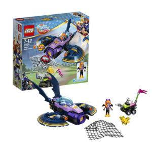 Конструктор LEGO Super Hero Girls (арт. 41230) «Бэтгёрл: Погоня на реактивном самолёте»