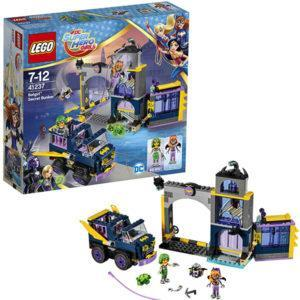 Конструктор LEGO Super Hero Girls (арт. 41237) «Секретный бункер Бэтгёрл»