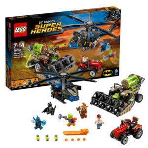 Конструктор LEGO Super Heroes (арт. 76054) «Бэтмен: Жатва страха»