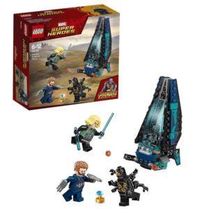 Конструктор LEGO Super Heroes (арт. 76101) «Атака всадников»