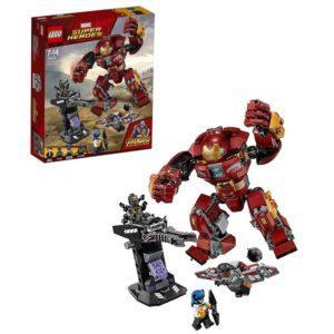 Конструктор LEGO Super Heroes (арт. 76104) «Бой Халкбастера»