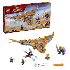 Конструктор LEGO Super Heroes (арт. 76107) «Танос: последняя битва»