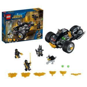 Конструктор LEGO Super Heroes (арт. 76110) «Бэтмен: Нападение Когтей»