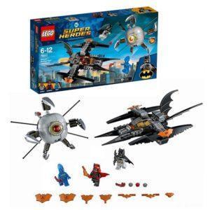 Конструктор LEGO Super Heroes (арт. 76111) «Бэтмен: ликвидация Глаза брата»