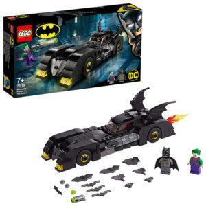 Конструктор LEGO Super Heroes (арт. 76119) «Бэтмобиль: Погоня за Джокером»