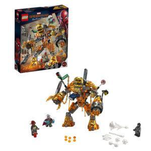 Конструктор LEGO Super Heroes (арт. 76128) «Бой с Расплавленным Человеком»
