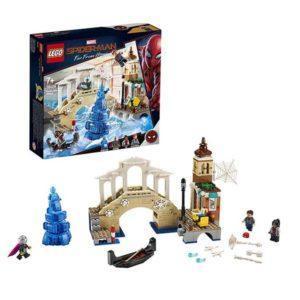 Конструктор LEGO Super Heroes (арт. 76129) «Нападение Гидромена»