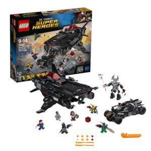 Конструктор LEGO Super Heroes (арт. 76087) «Нападение с воздуха»