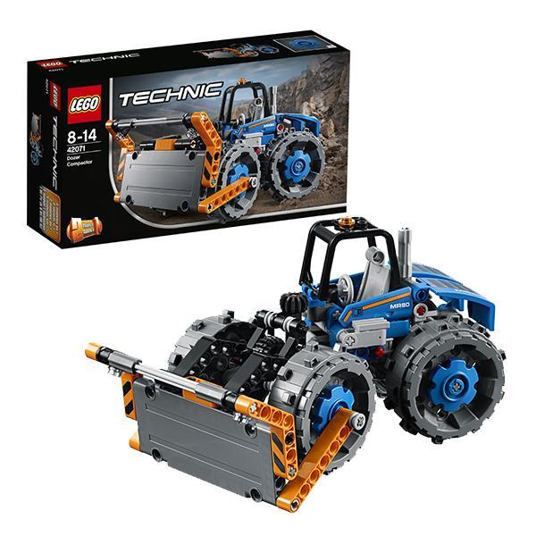 Конструктор LEGO Technic (арт. 42071) «Бульдозер»