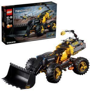 Конструктор LEGO Technic (арт. 42081) «Колёсный погрузчик Volvo»