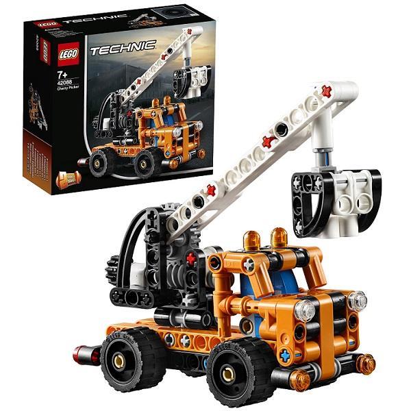 Конструктор LEGO Technic (арт. 42088) «Ремонтный автокран»