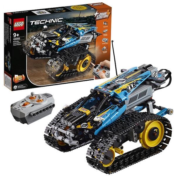 Конструктор LEGO Technic (арт. 42095) «Скоростной вездеход с радиоуправлением»