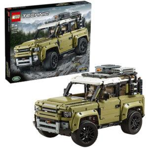 Конструктор LEGO Technic (арт. 42110) «Модель Land Rover Defender»
