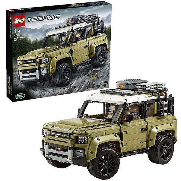 Конструктор LEGO Technic (арт. 42110) «Модель Land Rover Defender»