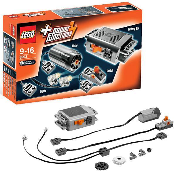 Конструктор LEGO Technic (арт. 8293) «Набор Power Functions»