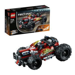 Конструктор LEGO Technic (арт. 42073) «Красный гоночный автомобиль»
