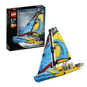 Конструктор LEGO Technic (арт. 42074) «Гоночная яхта»