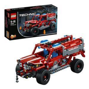 Конструктор LEGO Technic (арт. 42075) «Служба быстрого реагирования»